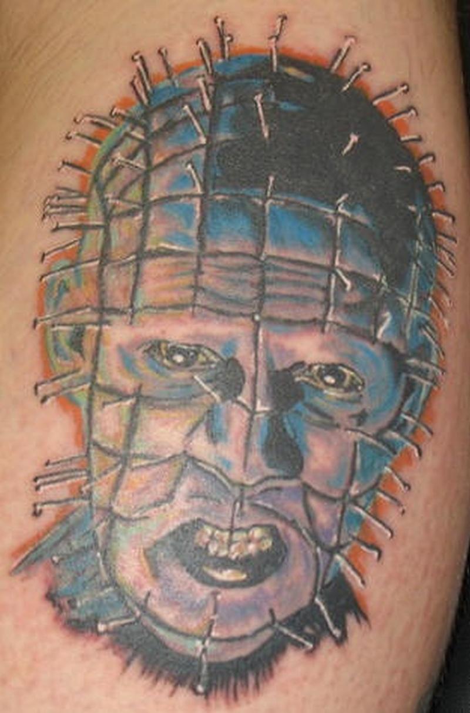 Tattoo pinheadmovietattoo