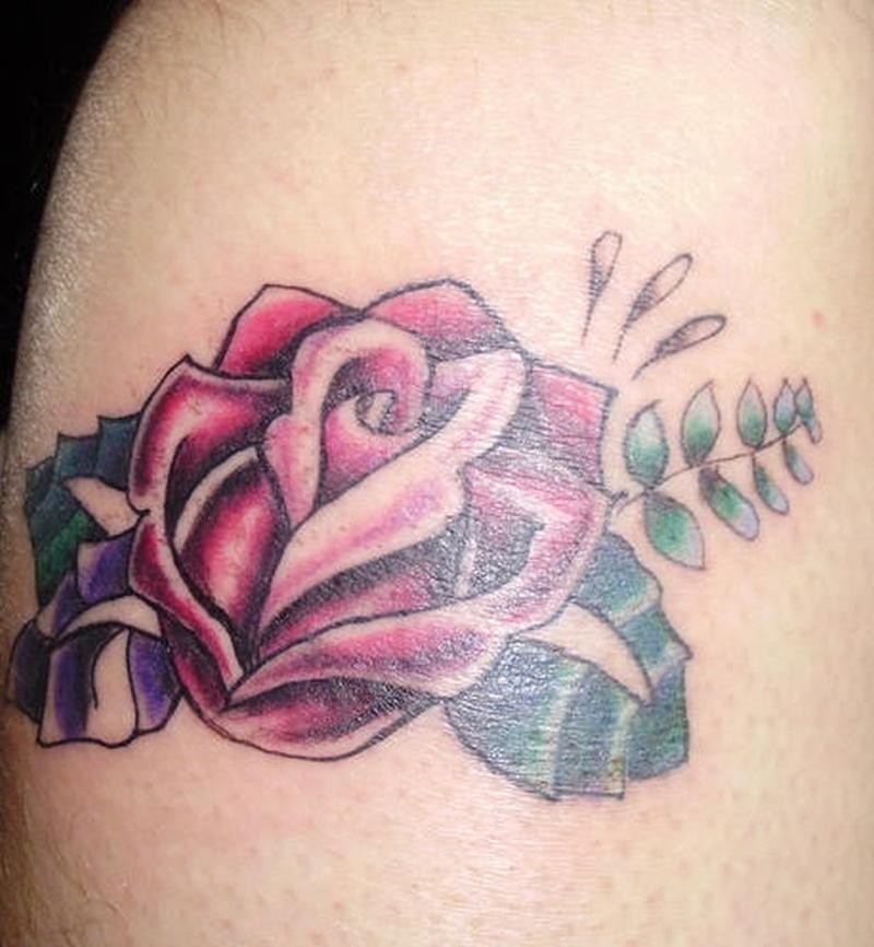 Tattoo pinkrosetattoo