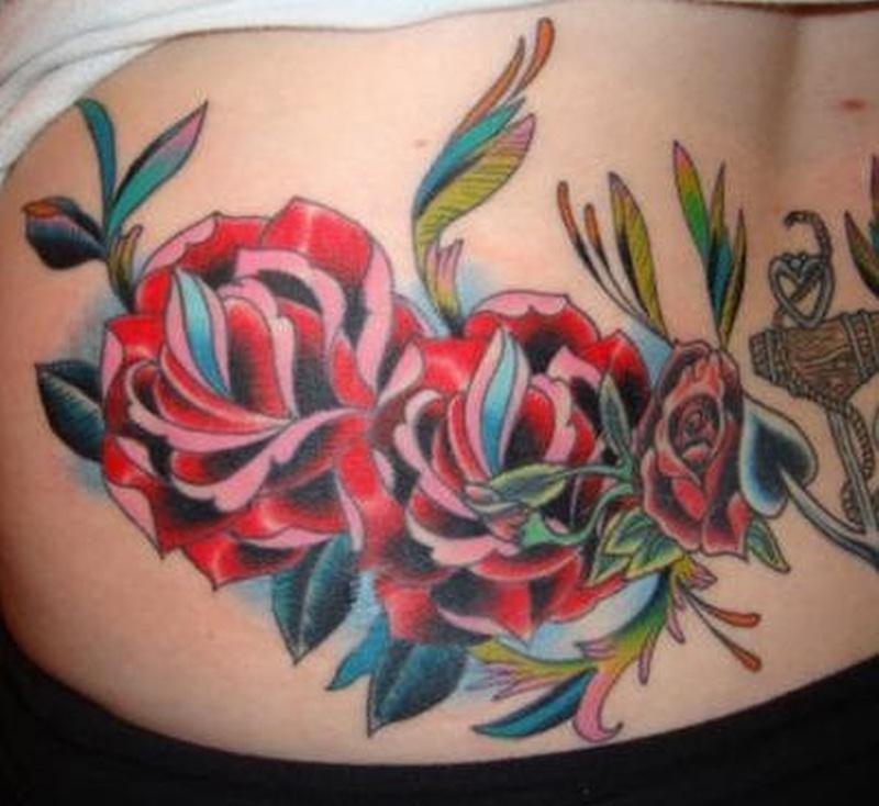 Tattoo redrosestattoo