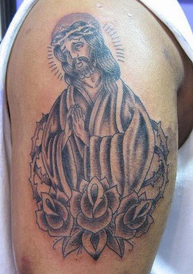 Tattoo religiousjesustattoopicture