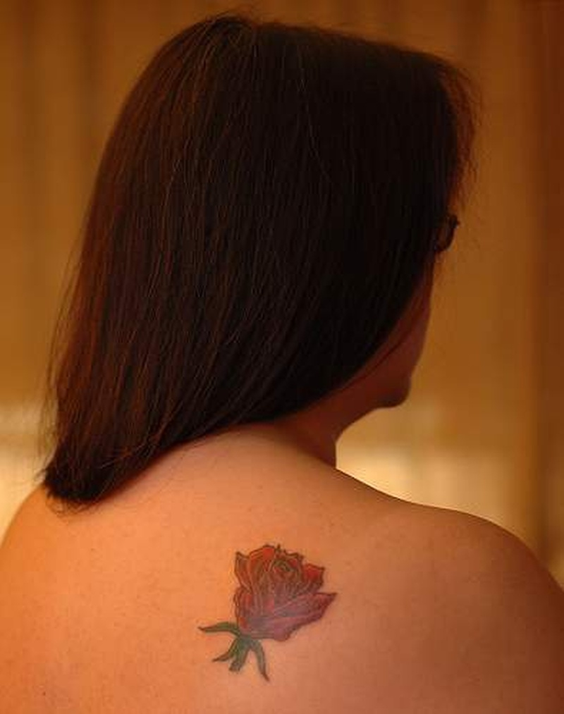 Tattoo rose31