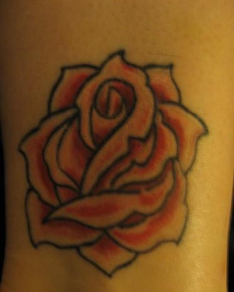 Tattoo rose37