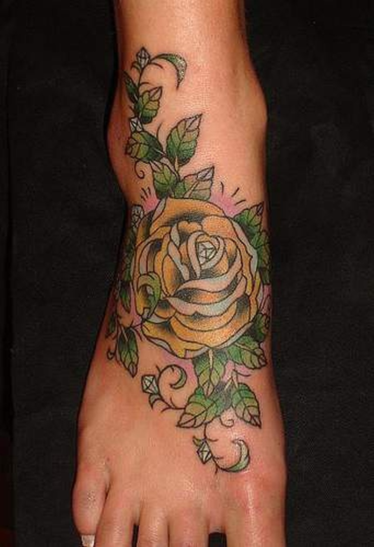 Tattoo roseofjerichotattoo3
