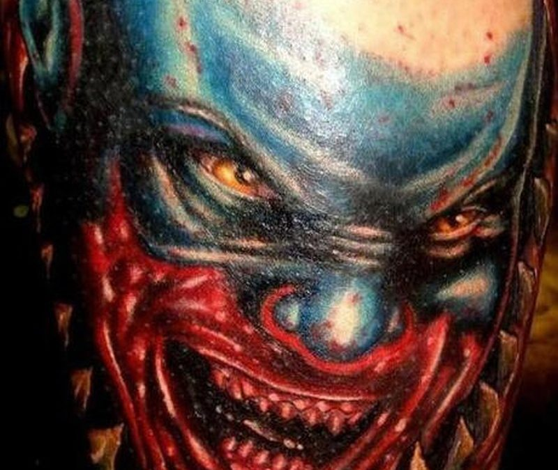 Tattoo scarymovietattoo