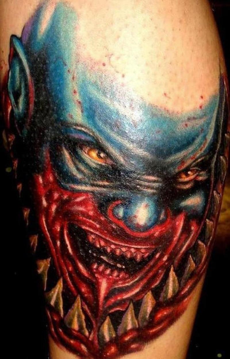 Tattoo scarymovietattoo