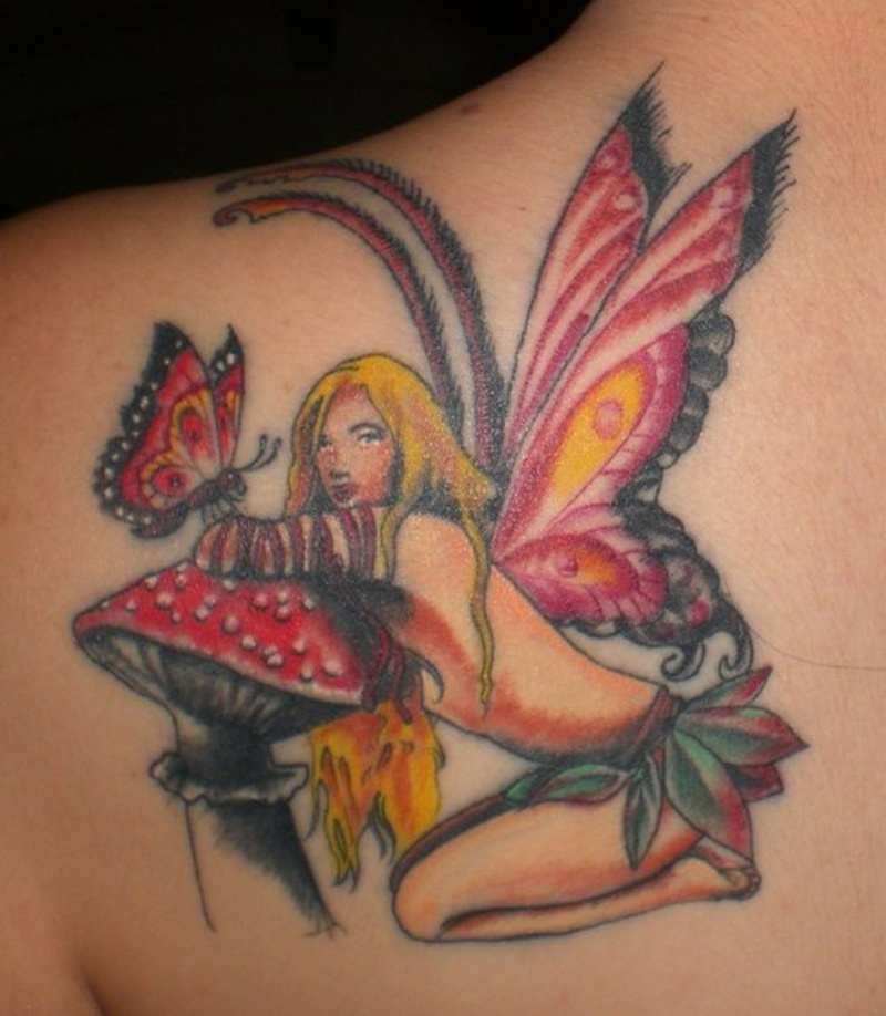 Tattoo sexyfairytattoo 0