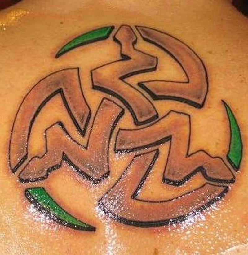 Tattoo snakesymboltattoo