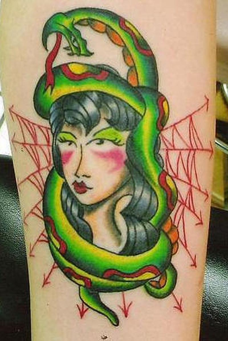 Tattoo snaketattoodesign