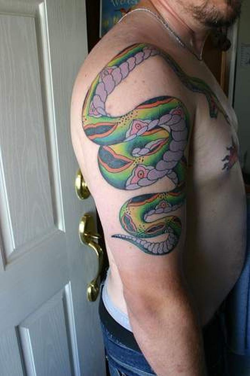 Tattoo snaketattooflash