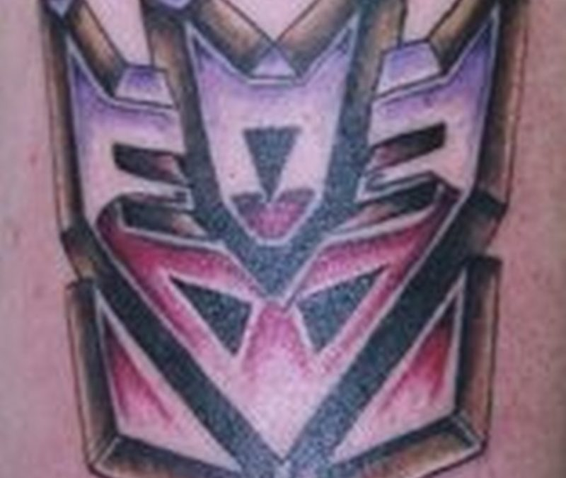 Tattoo transformers movie