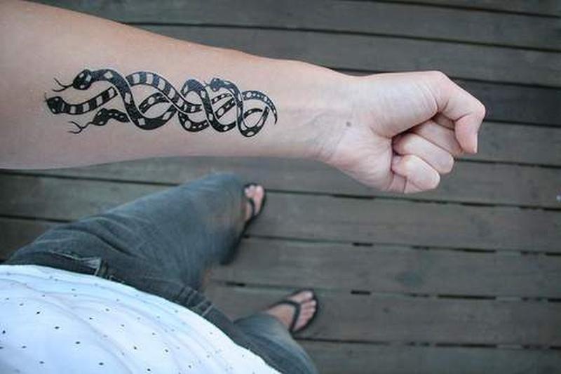 Tattoo tribalsnaketattoo 2