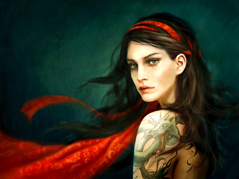 Tattoo wallpaper 12