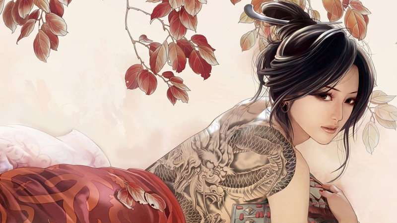 Tattoo wallpaper 26