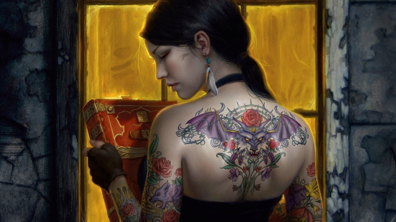 Tattoo wallpaper 27