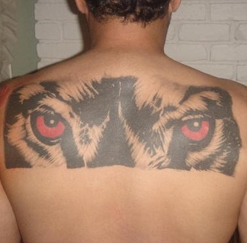 Tattoo wolf66