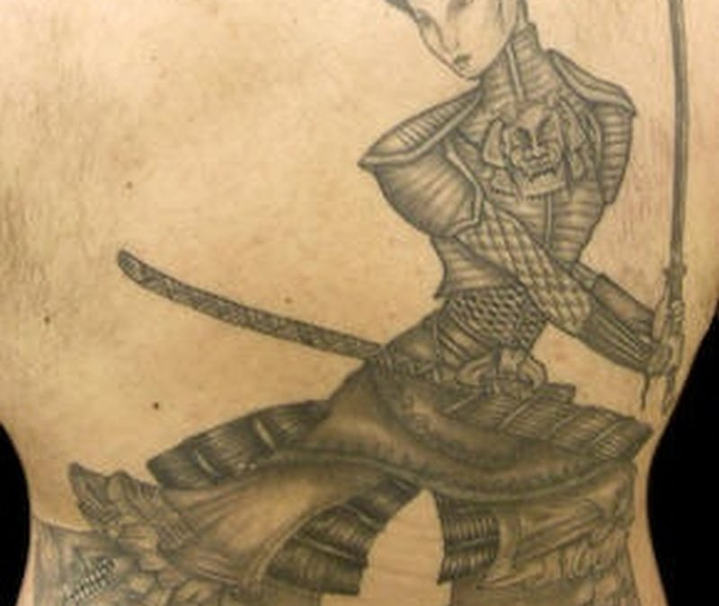 Tattoo womanwarriortattoo