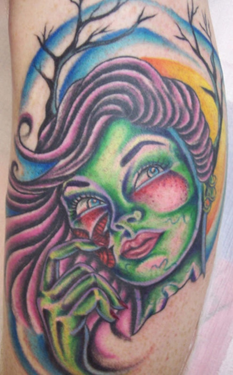 Tattoo zombietattoo123