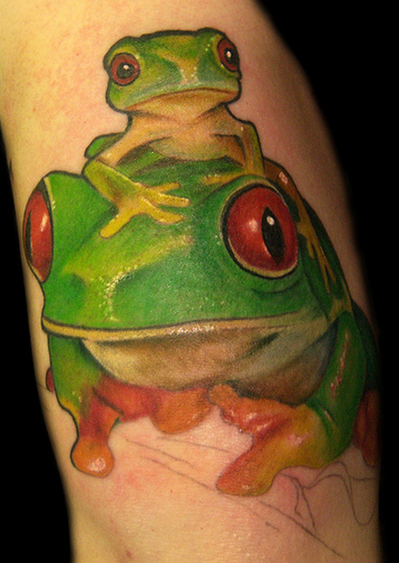 tree frog tattoo design tattoos book tattoos designs. Black Bedroom Furniture Sets. Home Design Ideas