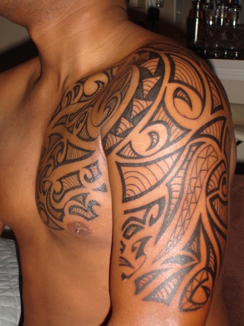 Татуировка кельтские узоры фото