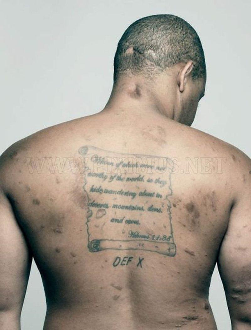 Us army wording tattoo