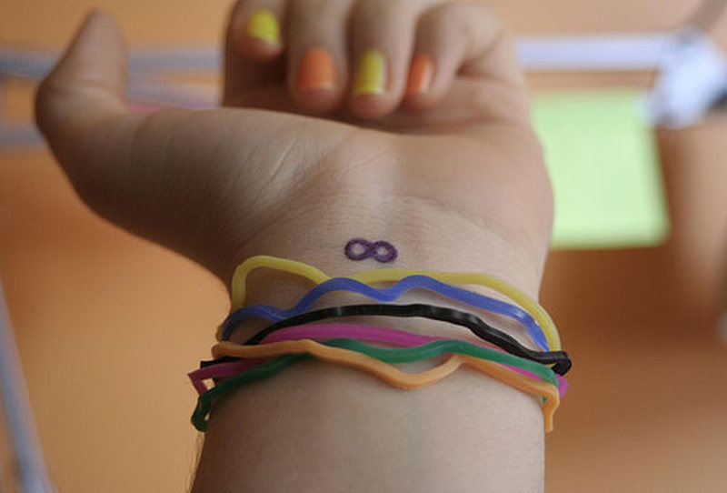 Very Small Infinity Tattoo On Wrist Tattoos Book 65 000 Tattoos