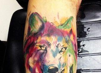 cae984c7032b1 Wolf tattoos - Page 2 of 5 - Tattoos Book