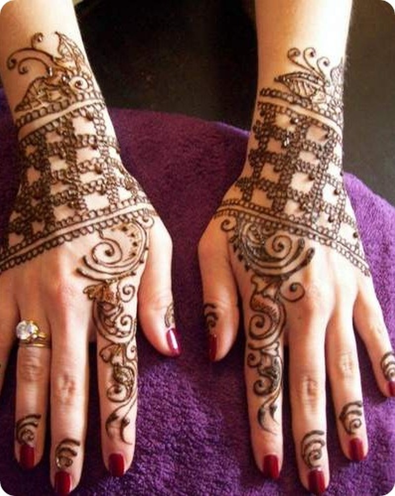 wonderful henna designs on hands tattoo tattoos book. Black Bedroom Furniture Sets. Home Design Ideas