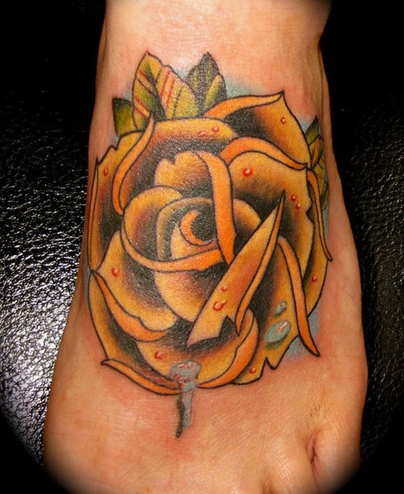 Rose tattoos - Tattoos Book - 65.000 Tattoo Designs