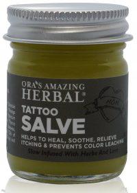 Tattoo Salve, Tattoo Aftercare, Natural Tattoo Aftercare Treatment Salve, No...