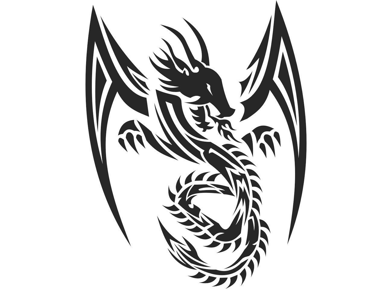 Dragon Tattoo Wallpapers