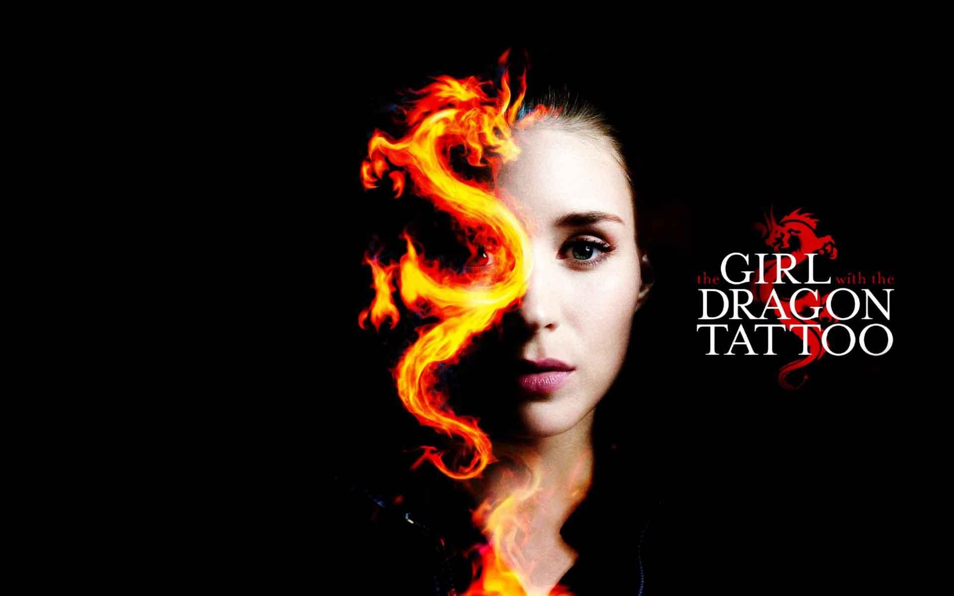 The Girl With The Dragon Tattoo Wallpapers and Backgrounds Image