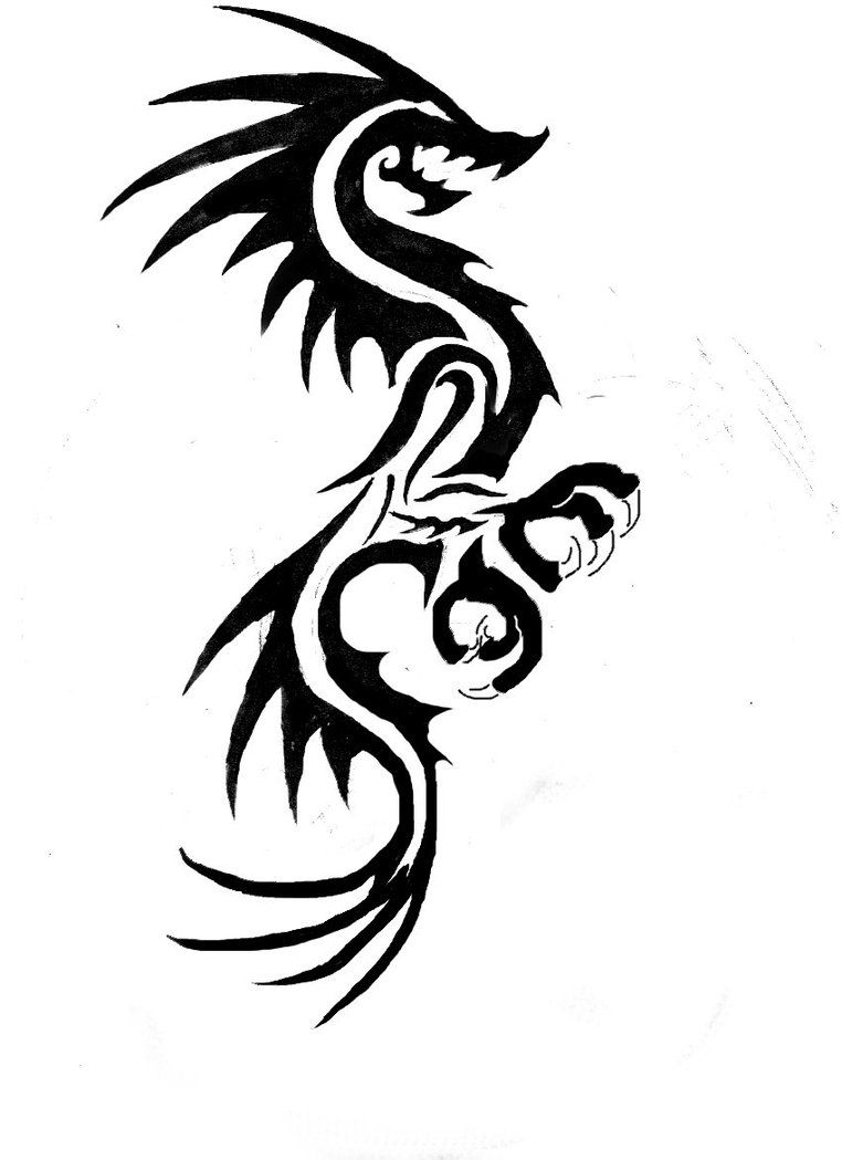 Unique Tattoo Dragon Wallpapers 25 About Remodel tattoo art with