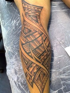 tribal band tattoos