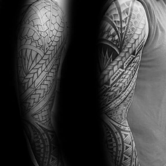 filipino tribal guys tattoo designs