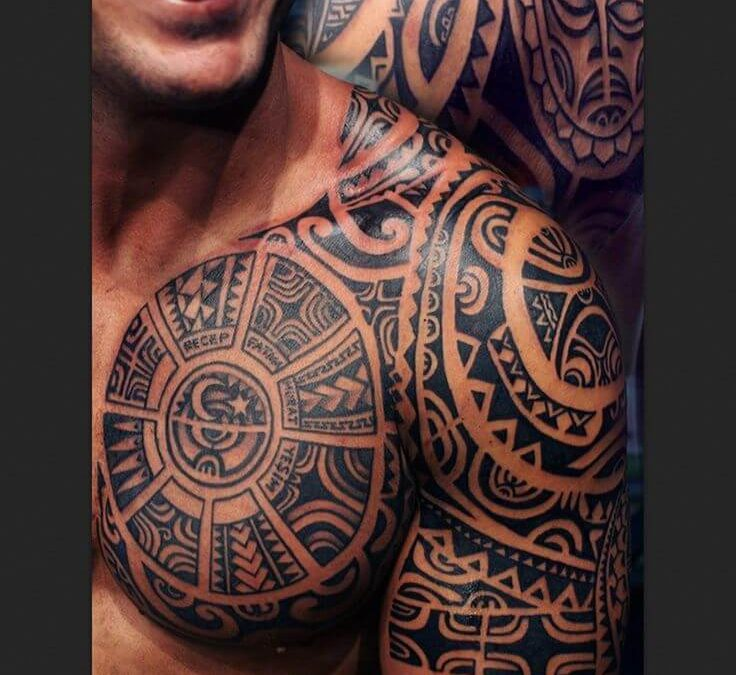 70 Best Tribal Tattoos for Men