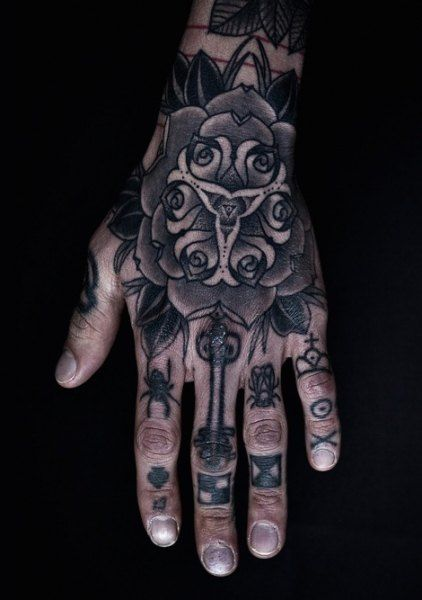 Top 75 Best Hand Tattoos for Men – Remarkable Design Ideas