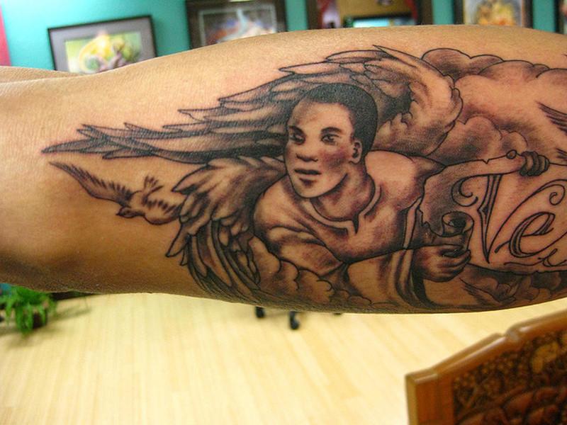 African American Tattoos