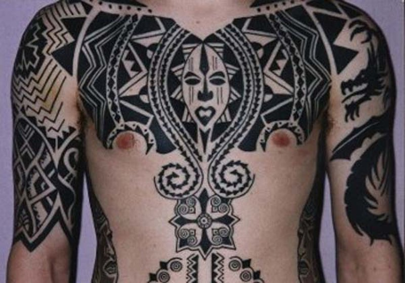 African Tribal Tattoos Meanings