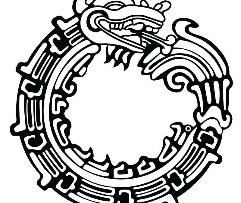 Aztec Tribal Tattoo Patterns