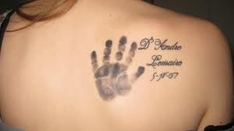 Baby Name Tattoos Design Tips