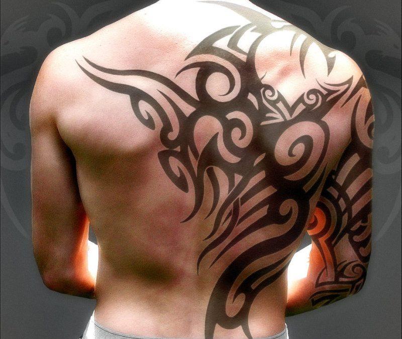 Best Tattoo Designs For Men On Back