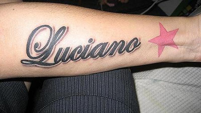Best Tattoo Fonts Cursive