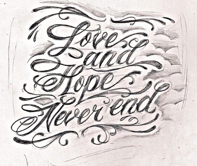 Best Tattoo Fonts For Guys