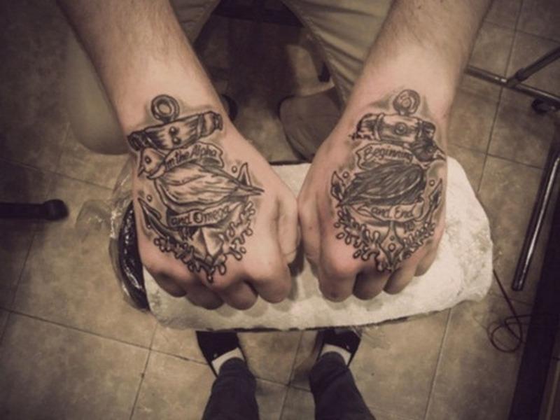 Best Tattoos For Men On Hand