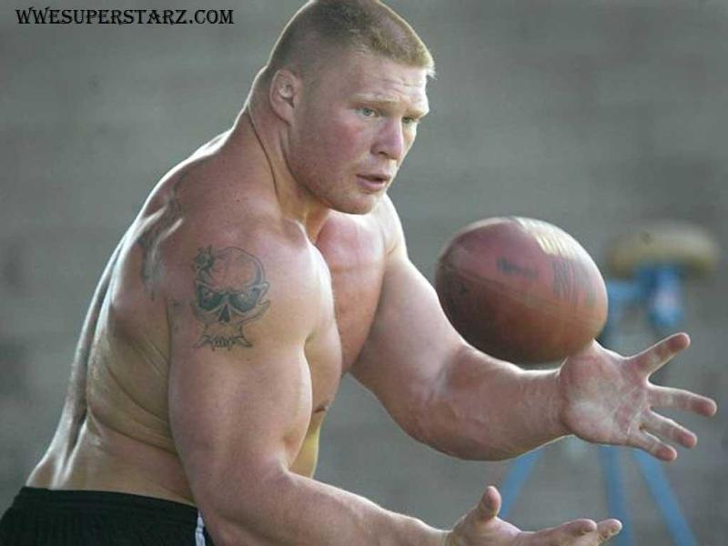 Brock Lesnar Tattoo Wallpaper