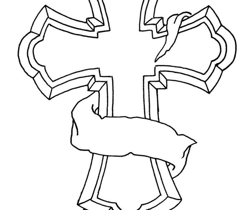 Cross Flash Art Tattoos