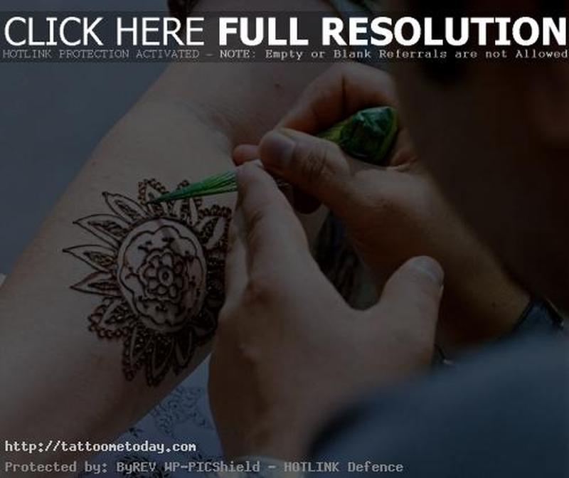 Do Henna Tattoos Hurt