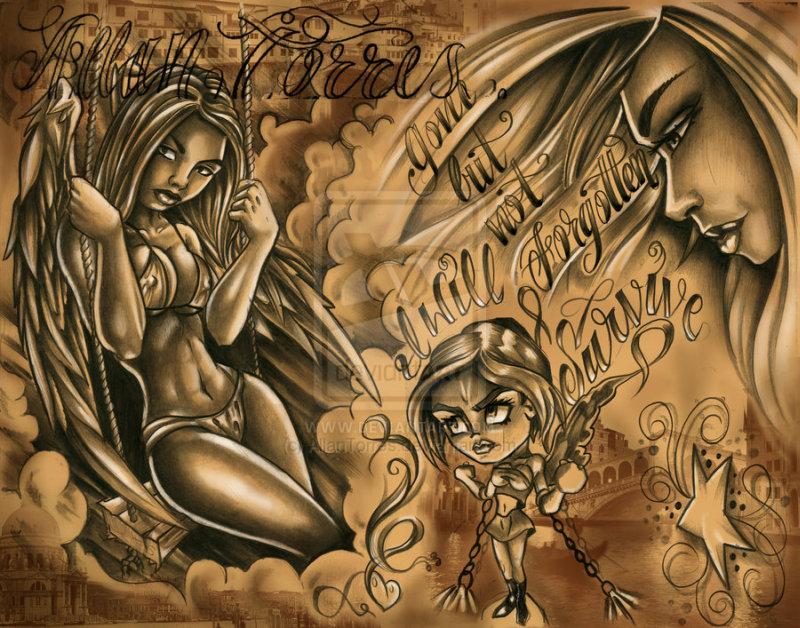 Flash Art Tattoo