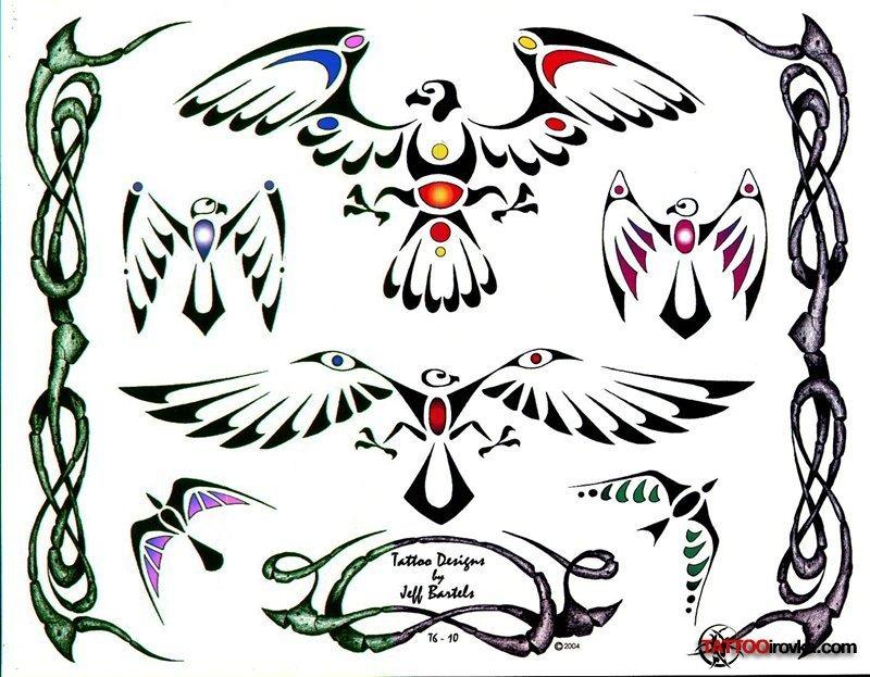 Free Printable Tattoos Patterns