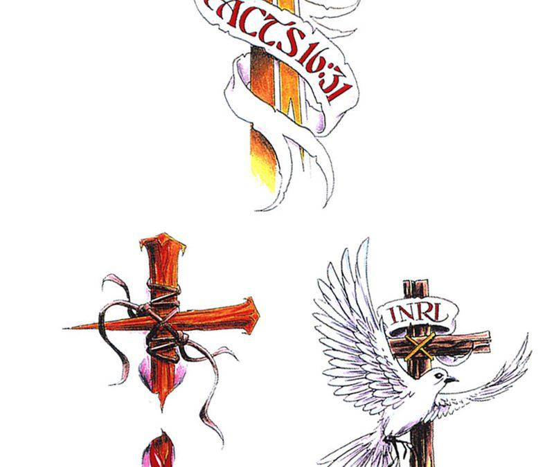 Free Religious Tattoos Designs To Print